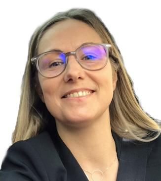 Hotelberaterin Nadine Wleklinski